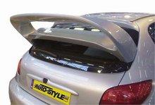Aleron deportivo para Peugeot 206 Double WRC 2000