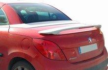 Aleron deportivo para Peugeot 207CC