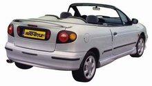 Aleron deportivo para Renault Megane Cabrio
