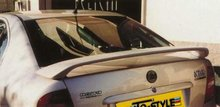 Aleron deportivo para Skoda Octavia Sedan