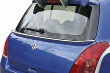 Aleron deportivo para Suzuki Swift 05- (onder raam)