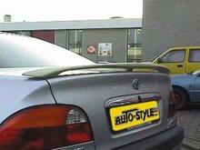 Aleron deportivo para Toyota Avensis Sedan Low