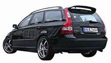 Aleron deportivo para Volvo V50 2/04-