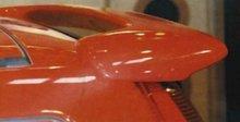 Aleron deportivo para Volvo V70 -2000