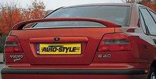 Aleron deportivo para Volvo S40 -04