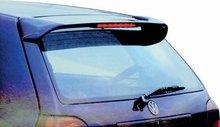 Aleron deportivo para VW Golf III + Luz de freno