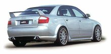 Aleron maletero para Audi A4 8E kit Lumma tuning