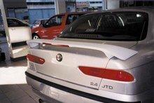 Aleron trasero + 3 luz freno para Alfa Romeo 156