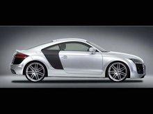 Apliques laterales look R8 Caractere para Audi TT New