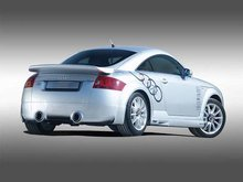Aleron + luz freno para Audi TT kit Cadamuro