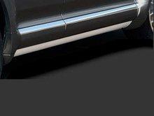 Taloneras faldones laterales para VW Touareg kit Caractere