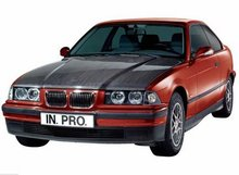 Capo Carbono BMW E36 Coupe Cabrio 92-98