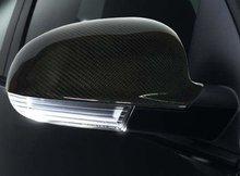 Embellecedor retrovisor de carbono para VW Golf V Plus In-Pro