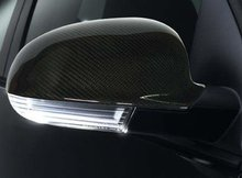 Embellecedor retrovisor de carbono para VW Sharan In-Pro