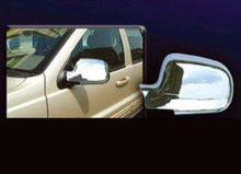 Cubre retrovisor cromado Jeep Grand Cherokee