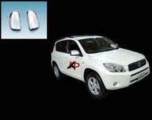 Cubre retrovisores cromados para Toyota RAV4 06
