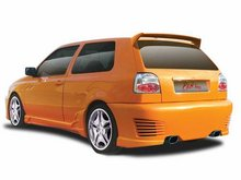 Aleron Sport para VW Golf III kit P&A tuning