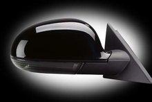 Intermitentes de espejo retrovisor negros VW Golf V In-Pro