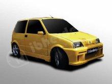Kit carroceria Ibherdesign Fiat Cinquecento Savage