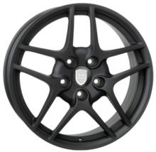 Llantas replicas Porsche WSP W1053 HELIOS Negro Mate 19x11 pulgadas ET 51