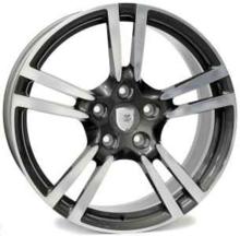 Llantas replicas Porsche WSP W1054 SATURN Pulidas 18x10 pulgadas ET 47