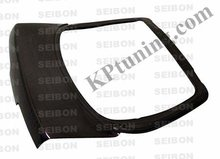 Maletero trasero de Carbono para Acura Integra 94-01 Seibon