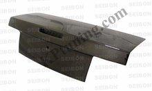 Maletero trasero de Carbono para Ford Mustang 05-08 Seibon