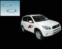 Marcos de intermitentes cromados para Toyota RAV4 06