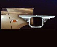 Marco cromado intermitente Toyota RAV 4