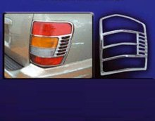 Mascara pilotos traseros cromada Jeep Gran Cherokee