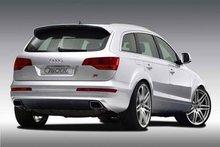 Parachoques trasero para Audi Q7 Caractere