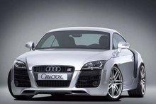 Parachoques delantero Caractere para Audi TT New