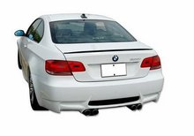Parachoques trasero para BMW E92 Serie 3 coupe Look kit M3