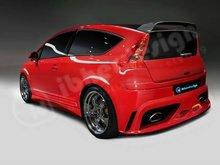 Parachoques trasero Ibherdesign Citroen C4 Coupe Fusion