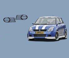 Parillas delanteras laterales Sport para Suzuki Switf