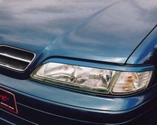 Pestañas focos delanteros para Nissan Primera 96-99