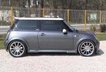 Faldones laterales taloneras Mini Cooper Kit Forum Esquiss