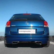 Spoiler trasero para Opel Signum kit Konigseder