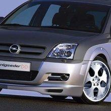 Spoiler delantero para Opel Signum kit Konigseder