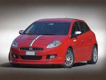 Spoiler Parachoques delantero para Fiat Bravo New Cadamuro