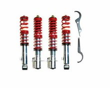 Kit suspension regulable roscada Raceland para Audi A3 8P