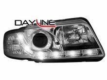 Faros delanteros luz diurna DAYLINE para AUDI A4 B5