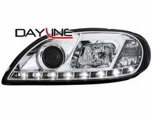 Faros delanteros luz diurna DAYLINE para Citroen Saxo 00-04