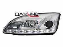 Faros delanteros luz diurna DAYLINE para Ford Focus 05-08