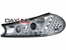 Faros delanteros luz diurna DAYLINE para Ford Mondeo 96-00