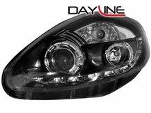 Faros delanteros luz diurna DAYLINE para Fiat Grande Punto 05+