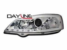 Faros delanteros luz diurna DAYLINE para Opel Astra G 98-04