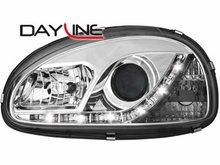 Faros delanteros luz diurna DAYLINE para Opel Corsa B 3/5T 03.9