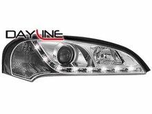Faros delanteros luz diurna DAYLINE para Opel Tigra 94-00