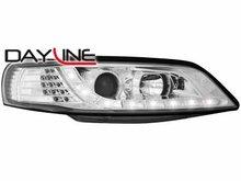 Faros delanteros luz diurna DAYLINE para Opel Vectra B 99-01
